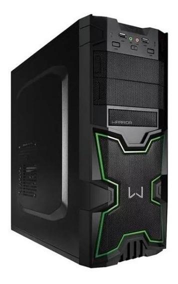 Computador Cpu Intel Core I3 2100 Ddr3 4gb Hd 120gb Ssd