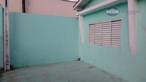 Imagem 1 de 7 de Casa Residencial À Venda, Jardim América, Araçatuba. - Ca0250