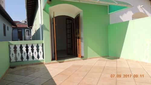 Imagem 1 de 21 de Sobrado Reformado 3 Dormitórios Com Suíte Venda No Jardim Marajoara - Reo152548