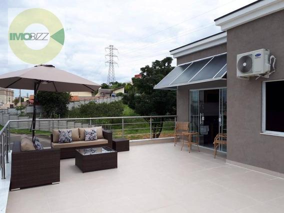 Casa Com 3 Dormitórios À Venda, 225 M² Por R$ 1.065.000 - Condomínio Villaggio Fiorentino - Valinhos/sp - Ca2002