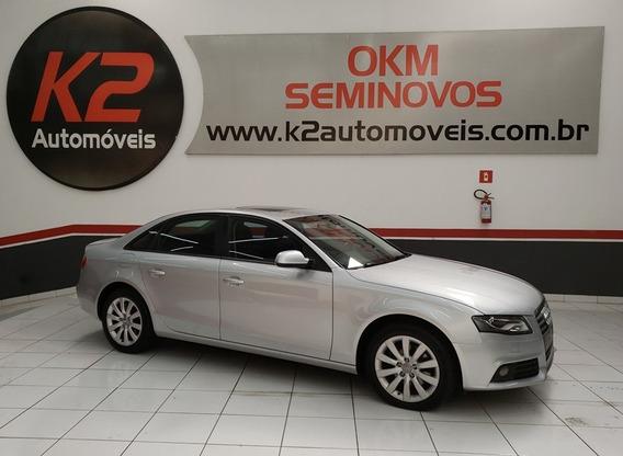 Audi A4 Sedã Turbo 2.0 Aut. Com Teto. 2012
