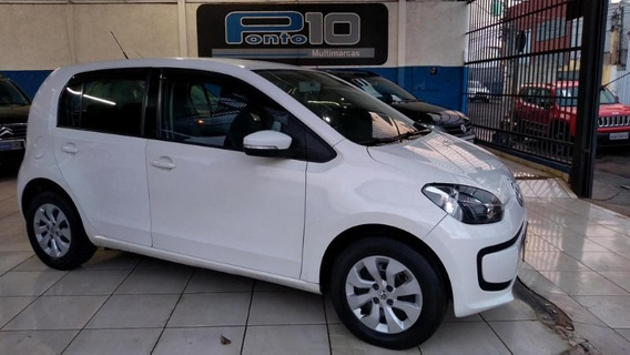 Volkswagen Up! Move 1.0 Flex Completo + Som