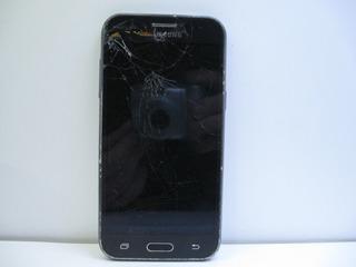Celular Samsung Galaxy J2 Sm-j200bt Ligando Placa Ok Leranun