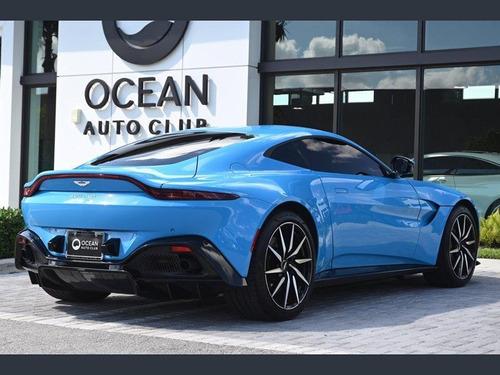 Imagem 1 de 15 de Aston Martin Vantage  V8 Coupe 2p