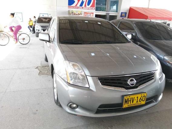 Nissan Sentra Full Equipo Sl