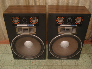 Espectaculares Bafles Kenwood Kl-777x, Originales, Dabaudio