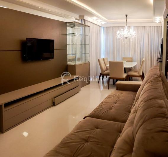 Apartamento Quadra Mar 3 Suítes Mobiliado Itapema - 2051