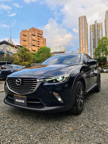Mazda Cx-3 Grand Touring Lx 2017 52.000km 2.0 At Azul
