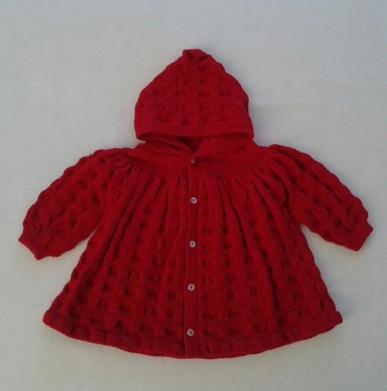 Casaco Capuz Inverno Infantil Bebê Meninos Meninas Ref. 135