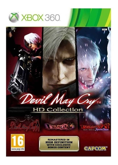 Jogo Devil My Cry Collection Xbox 360