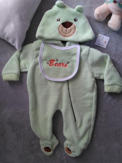 Mameluco Para Bebe Oso Baby Shower
