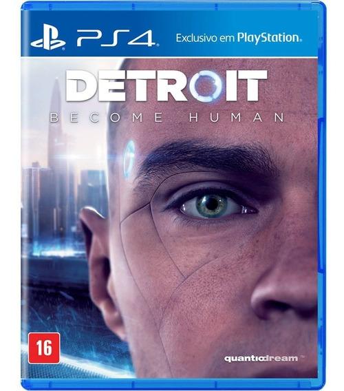 Detroit Become Human - Jogo Ps4 Promoção!