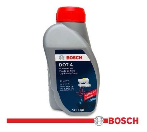 Fluído De Freio Bosch Dot4 Para Honda Civic