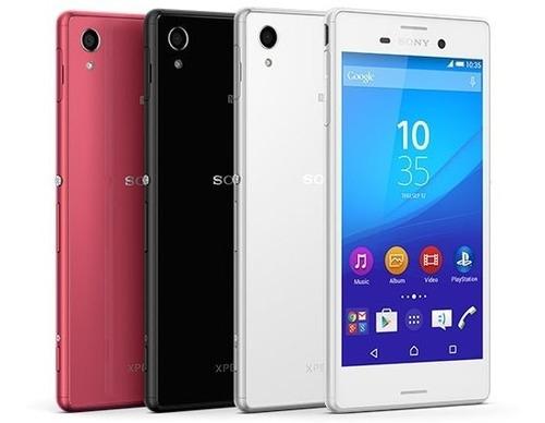 Imagem 1 de 2 de Smartphone Sony Xperia M4 Aqua 16gb Dual Chip 4g - Câm. 13mp