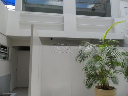 Casa Para Aluguel, Centro - Santo André/sp - 3327
