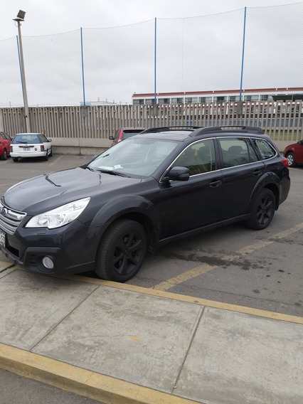 Subaru Outback Allnew Outback 3.6r