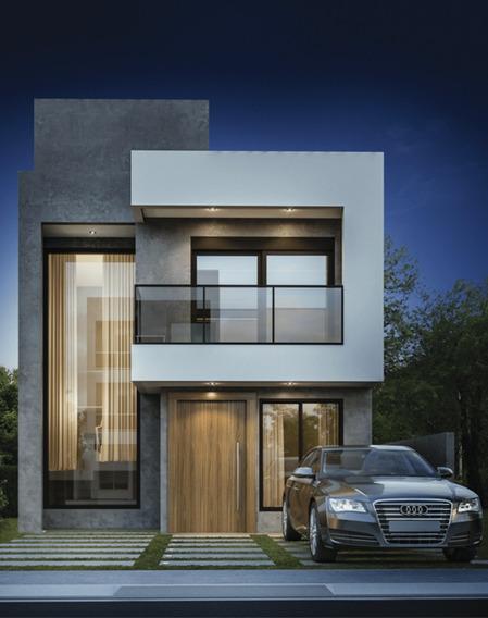 Casa Sobrado Condomínio Maderá 115m
