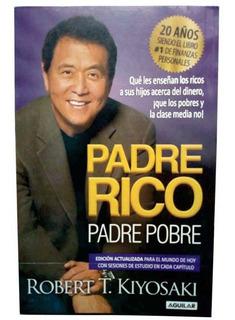 Padre Rico Padre Pobre Robert Kiyosaki Libro Fisico Nuevo