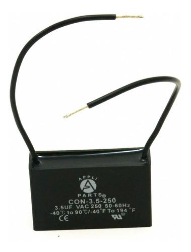 Condensador/ Capacitor Appli Parts 3.5 Mfd 250vac