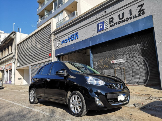 Nissan March Extrafull 2014 Divino Retira Con Usd 2500