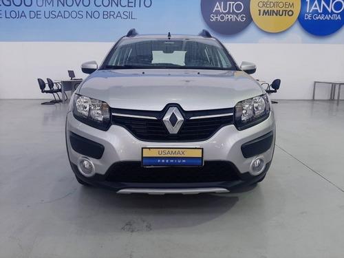 Renault Sandero Stepway Zen Flex 1.6 16v Mec 2019/2020