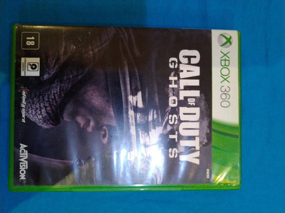 Call Of Duty Ghosts - Xbox 360 - Midia Fisica (g)