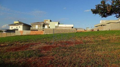 Imagem 1 de 3 de Terreno À Venda, 390 M² Por R$ 450.000,00 - Condomínio Terras Do Cancioneiro - Paulínia/sp - Te0370