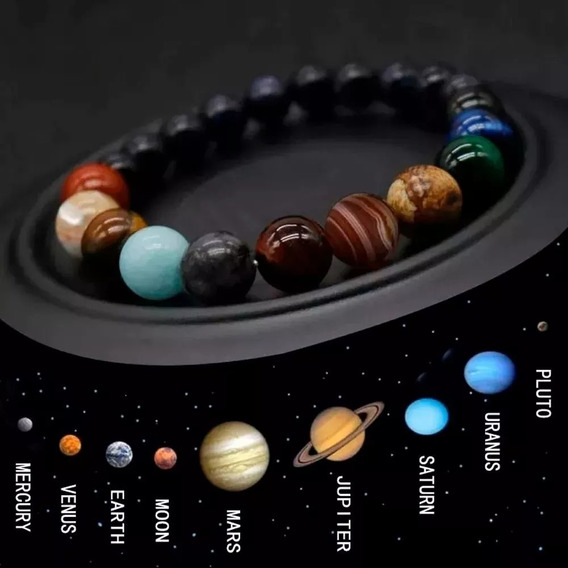 Pulsera Sistema Solar Planetas