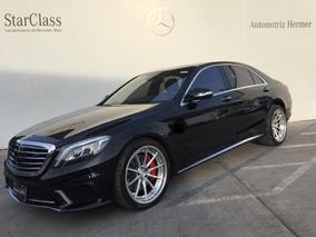Mercedes-benz S Class 4p S 500 L V8/4.7/t Aut