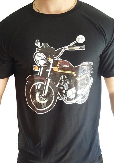 Camiseta Cbezeiros, Moto Honda Cb Malha Fria