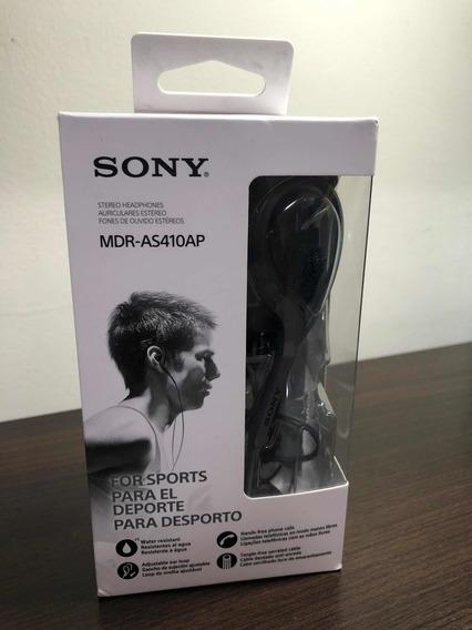 Sony Headphones Mdr-as410ap Esporte