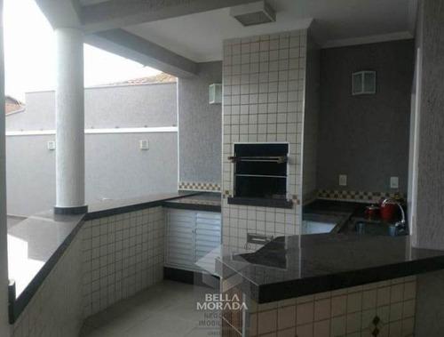 Imagem 1 de 11 de Casa À Venda Em Iracemápolis, Sp Com 3 Dorm - Ca-647-1