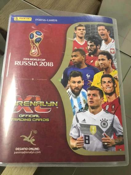 Pasta Card Copa 2018 Rússia