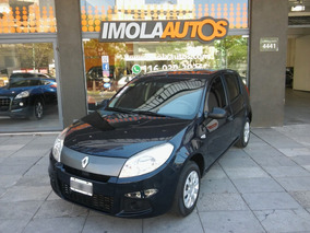Renault Sandero 1.6 Pack Plus 2011 Imolaautos-
