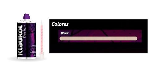 Pastina Design Bicomponente 400ml (1 Pomo) Klaukol