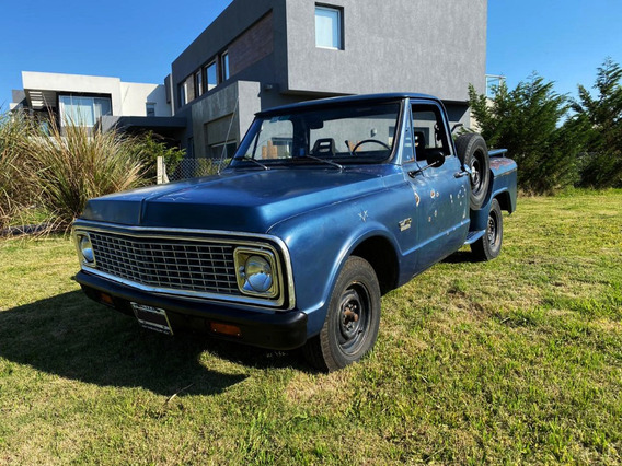 Chevrolet C10 1972 Possitrack