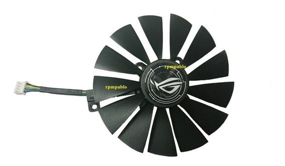 Cooler Fan Placa D Video Asus Strix Rx470 Rx570 Rx580