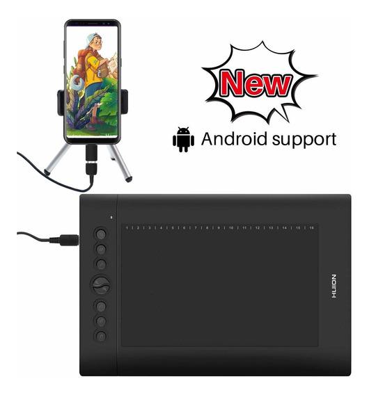 Tablet Para Dibujo Huion H610pro V2