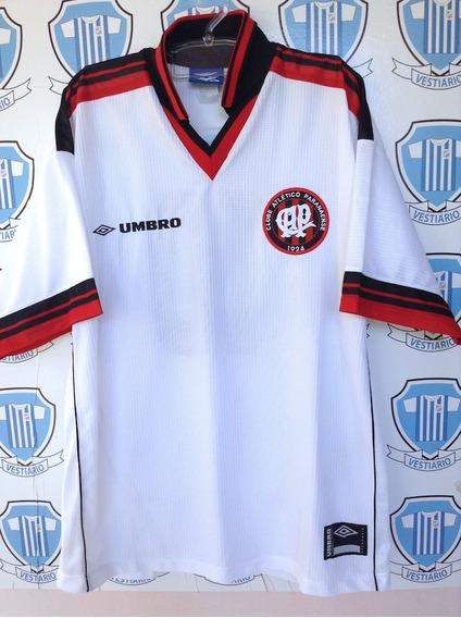 Atlético Paranaense 2000, Umbro, Gg, Nº 10 Pintado, Zerada