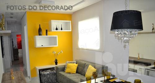 Imagem 1 de 14 de Apartamento Novo No Pq Jaçatuba Com 55m² - 1033-10594