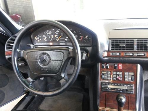 Mercedes Benz S 500 Sel 1992.