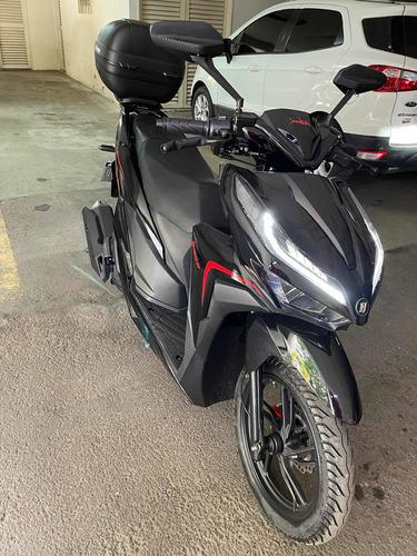 Imagen 1 de 11 de Haojue Scualo 150cc Nueva