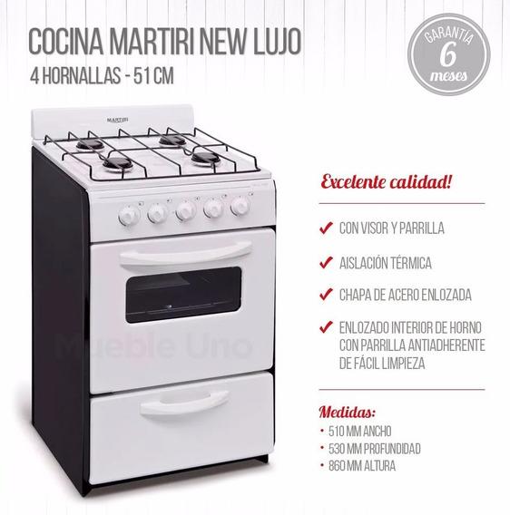 Cocina Martiri New Lujo