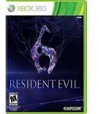 Resident Evil 6 - Mídia Digital Completo Xbox360