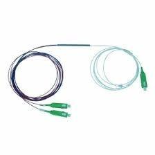 Kit 8 Uni Splitter Óptico 1x2 Desbalanceado 40%-60% 40/60