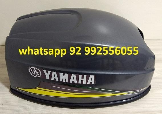 Capo Para Motor De Popa Yamaha 40x Novo . Capo Paralelo