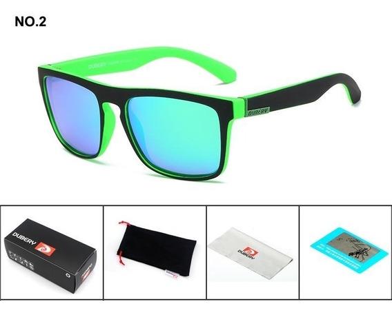 Óculos De Sol Marca De Luxo Dubery Polarizado Uv400 Unissex