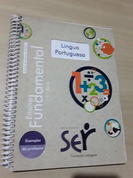 Livro Sistema De Ensino Ser Ensino Fund. 1ºano- Do Professor