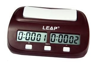 Reloj De Ajedrez Digital Profesional Leap Original Pq9907s