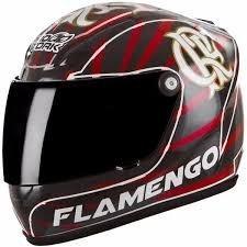 Capacete Mini Time Flamengo